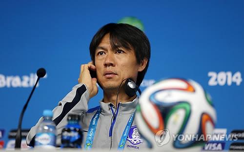 韩国队主教练:最后一场小组赛将尽人事待奇迹