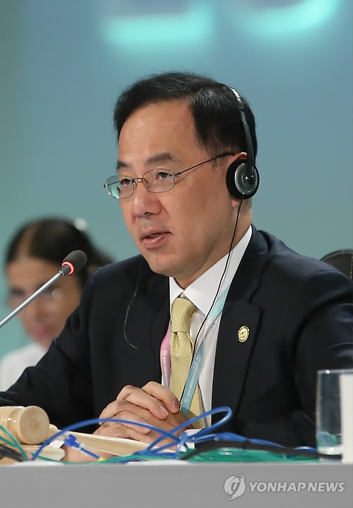 ITU全权代表大会主席闵元基当选2015年理事会主席