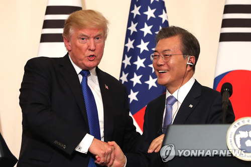 (News Focus) Trump's 'Indo-Pacific' vision poses dilemma for S. Korea