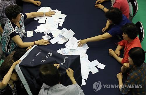 (3e LD) Elections locales : le taux de participation provisoire s'élève à 56,8%