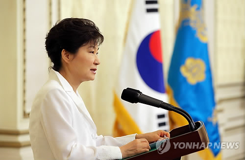 Park promet d'accélérer ses réformes au lendemain des élections locales
