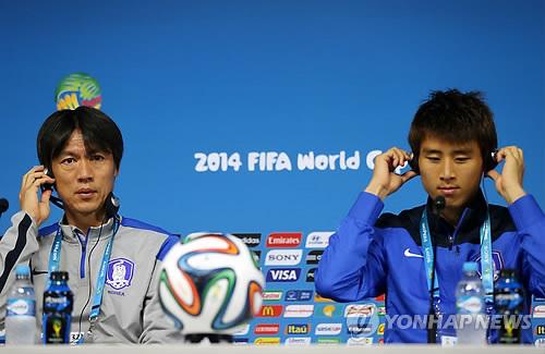Coupe du monde : Hong compte sur les «meilleurs efforts» de ses joueurs