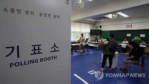 (3e LD) Elections partielles : 27,3% de participation à 17h