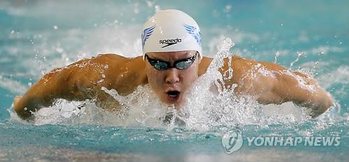 Jeux asiatiques : Park Tae-hwan テ� la conquテェte de nouveaux exploits