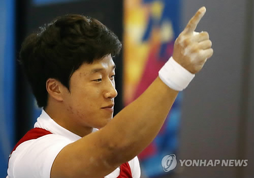 L窶冑altテゥrophile Sa Jae-hyouk veut faire son grand come-back aux Jeux asiatiques