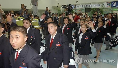 Jeux asiatiques : Sテゥoul ne paiera qu窶冰ne partie des frais de la dテゥlテゥgation nord-corテゥenne