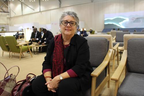 (Interview Yonhap) UIT : Andrea Saks, une spécialiste des TIC au service des handicapés