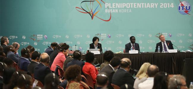 Los miembros de la UIT celebran la propuesta de 'Conéctate 2020'