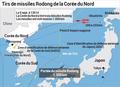 Tirs de missiles balistiques nord-coréens