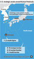 U.S. strategic assets around Korean Peninsula