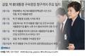 검찰 '뇌물수수 피의자 박근혜' 구속영장 청구