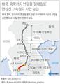 태국, 6조원 규모 中 '일대일로' 연장선 고속철도 사업 승인