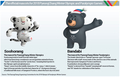 Official mascots for PyeongChang Winter Olympic, Paralympic Games