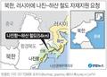북한, 러시아에 나진-하산 철도 자재지원 요청
