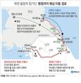 북한 올림픽 참가단 속초항·양양공항으로 올까