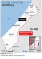 세계최초 지하장벽…이스라엘, 가자지구 국경 틀어막는다