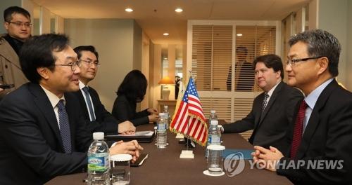 سيئول وواشنطن تعلقان إصدار تقييم إيجابي حول وقف استفزازات بيونغ يانغ