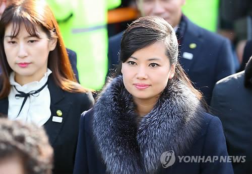 فريق المقدمة الكوري الشمالي يصل الى كانغ رونغ لتفقد مواقع  العروض الفنية  فى أولمبياد بيونغ تشانغ