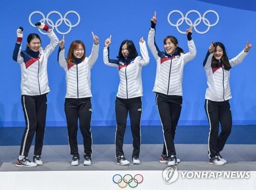 (اختتام الاولمبياد)كوريا الجنوبية تحتل المركز السابع برصيد 5 ذهبيات، مسجلة أكبر عدد من الميداليات