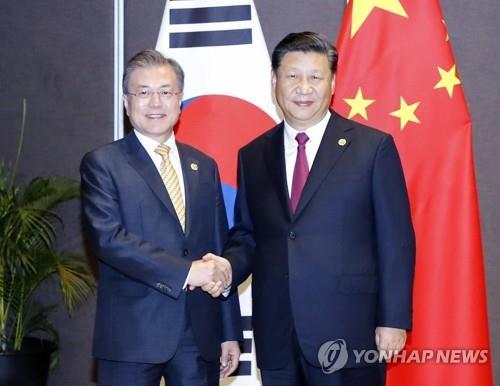 الرئيس مون يزور اليابان في الأسبوع القادم لحضور قمة مجموعة العشرين