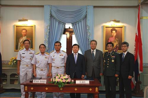Daewoo Shipbuilding bags US$470 mln frigate deal from Thailand