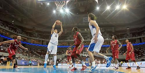 S. Korea beats Qatar to reach semifinals at Asian basketball championship