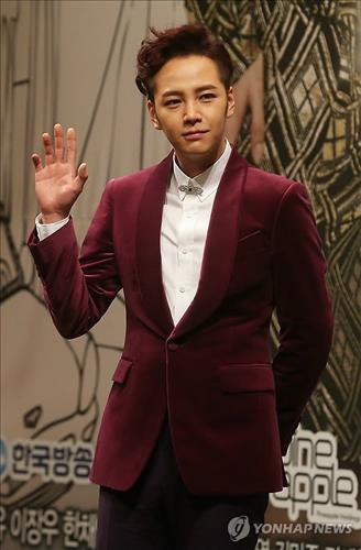 Jang Keun-suk donates 100 mln won to flood victims in Philippines