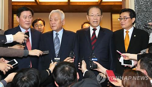 Rival parties break impasse, agree to set up committee to reform spy agency