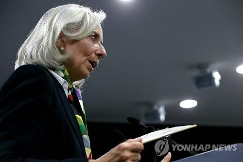 S. Korea needs to boost consumption, reduce trade surplus: IMF chief