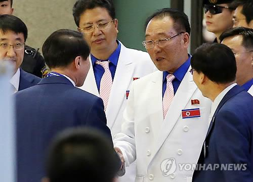 (Asiad) Pyongyang sends senior sports officials to S. Korea for Asiad
