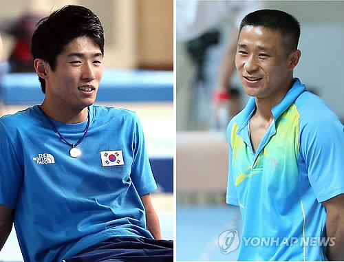 (Asiad) For 'God of Vault,' gold comes before style