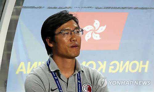 (Asiad) S. Korean-born coach Kim Pan-gon raising hopes in Hong Kong football