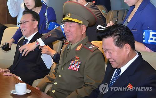 (3rd LD) N. Korea sends highest-ranking delegation to S. Korea for Asian Games closing ceremony<img src='http://img.yonhapnews.co.kr/basic/home/icoarticle.gif' border='0' alt='관련기사'>