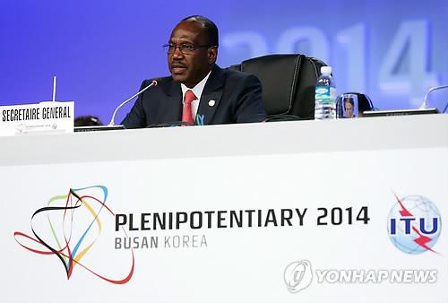 (ITU) (Yonhap Interview) ITU on its way to connect the world under new chief: Toure
