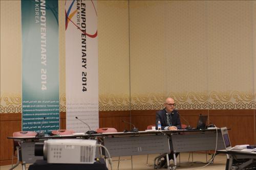 (ITU) ICT vital to achieving U.N. sustainability goal: ITU official