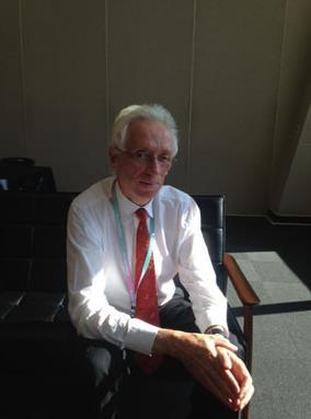 (ITU) (Yonhap Interview) ITU bureau director vows to speed up study on flight tracking