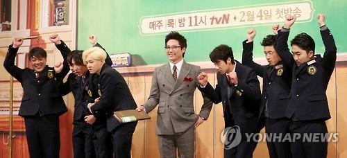 Veteran actor Park Shin-yang to show no mercy in 'Actor School'