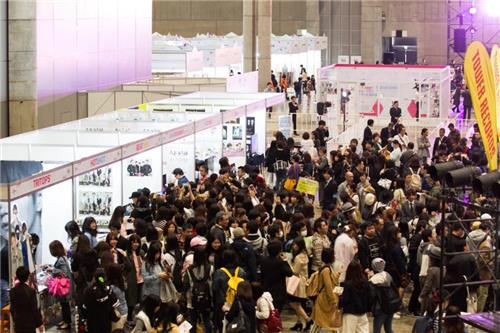 (Yonhap Feature) At KCON Japan, decades-old flame for Korean culture rekindled