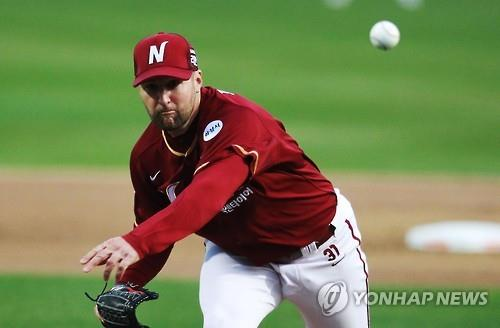 (Yonhap Interview) Aggressive approach key to Nexen's early success: pitcher
