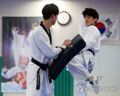 (Yonhap Feature) Olympic preparation all about 'fun' for S. Korean taekwondo fighters