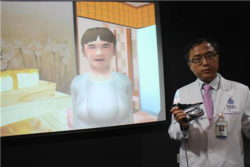 (2nd LD) (Yonhap Feature) Doctors widening use of VR devices to treat various mental disorders