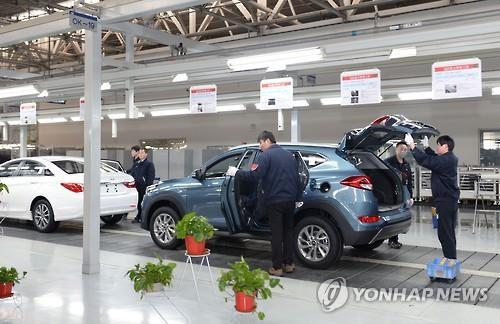 Wage gap between S. Korea, China further narrows in 2015