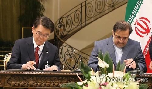 (News Focus) Improving ties with Iran open up biz opportunities for Korean firms