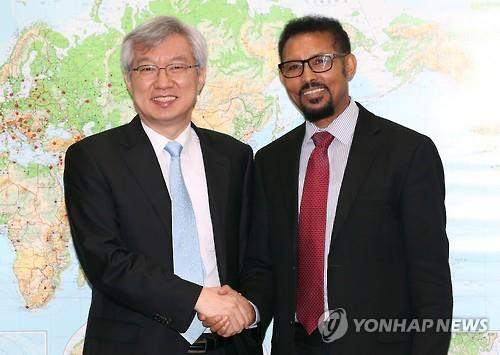 (Yonhap Interview) Ethiopian official calls for S. Korean investment in African country