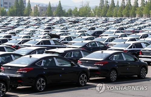 (LEAD) Hyundai, Kia see April sales in China up first time this year