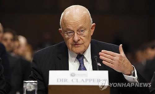 U.S. spy chief visits Seoul over N. Korean issues