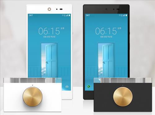 Pantech returns with 'IM-100' smartphone