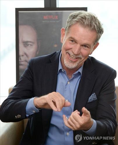 (Yonhap Interview) S. Korea strategic hub for Netflix: CEO