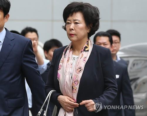 Head of Lotte Foundation summoned over bribery scandal
