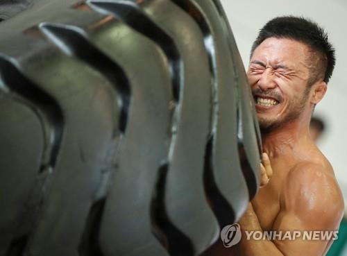(Yonhap Interview) Ex-wrestling training partner grateful for Olympic chance